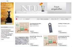 Shoppen im Nanunana Onlineshop