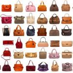 Verschiedene Handtaschenmodelle von Apart