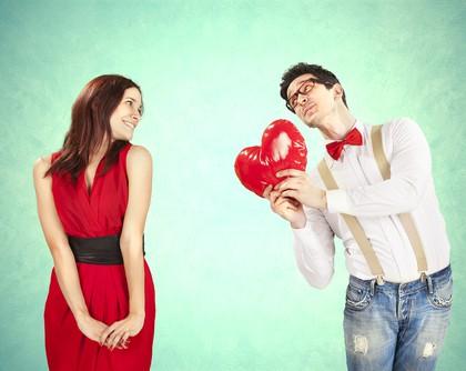 Geschenke für die Liebe