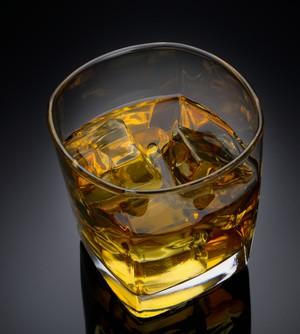 Ein gutes Glas Whisky
