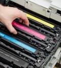 Den Drucker befüllen