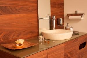 Badmöbel aus Holz